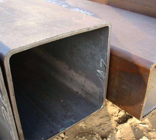 大口径厚壁无缝方矩管